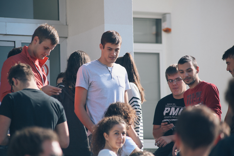 students of university of split