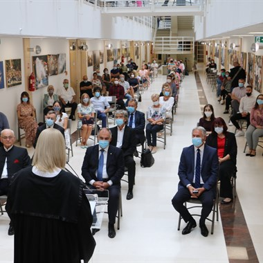 Celebration of the 15th anniversary of the Faculty of Humanities and Social Sciences