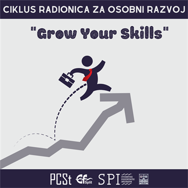 "Series of workshops ""Grow your skills"" in the fields of entrepreneurship and technology"